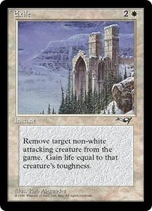 Magic the Gathering Alliances Single Card Rare Exile