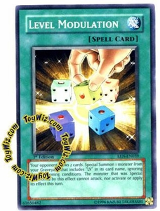 YuGiOh Elemental Energy Common Single Card EEN-EN039 Level Modulation