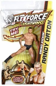 Mattel WWE Wrestling FlexForce Swing Kickin' Randy Orton BLOWOUT SALE!