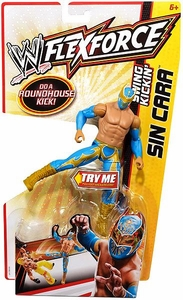 Mattel WWE Wrestling FlexForce Swing Kickin' Sin Cara BLOWOUT SALE!