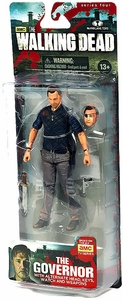 McFarlane Toys Walking Dead TV Series 4 Action Figure The Governor [Alternate Head, Keys, Watch & Weapons]