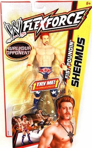 Mattel WWE Wrestling FlexForce Fist Poundin' Sheamus