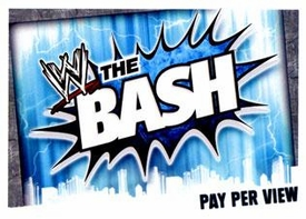WWE Topps Wrestling Trading Cards Slam Attax Evolution Single Pay Per View Base Card The Bash