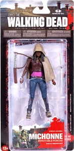 McFarlane Toys Walking Dead TV Series 3 Action Figure Michonne [Removable Poncho] Hot!