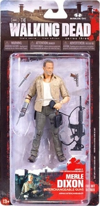McFarlane Toys Walking Dead TV Series 3 Action Figure Merle Dixon [Interchangeable Guns]