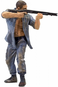 McFarlane Toys Walking Dead TV Series 2 Action Figure Shane Walsh [Arms Raise to Aim!] Hot!