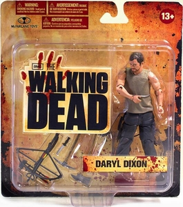 McFarlane Toys Walking Dead TV Series 1 Action Figure Daryl Dixon [Original Package]