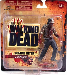 McFarlane Toys Walking Dead TV Series 1 Action Figure Zombie Biter