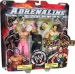 WWE Wrestling Action Figures Adrenaline 2-Packs Series 11-15