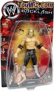 WWE Jakks Pacific Wrestling Action Figure Backlash PPV Edge