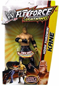 Mattel WWE Wrestling FlexForce HOOK THROWIN' Kane