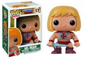 Funko POP! Masters of the Universe Vinyl Figure He-Man