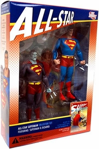 Superman All-Star Action Figure Collector Set