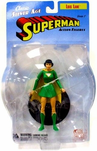 DC Direct Silver Age Superman Action Figure Lois Lane