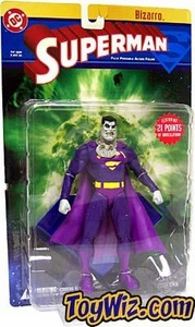 DC Direct Superman Action Figure Bizarro