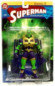 DC Direct Superman Action Figure Brainiac 13