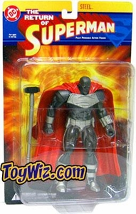 DC Direct Return of Superman Series Action Figure Steel