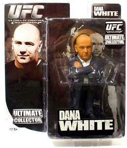 Round 5 UFC Ultimate Collector Series 4 Action Figure Dana White