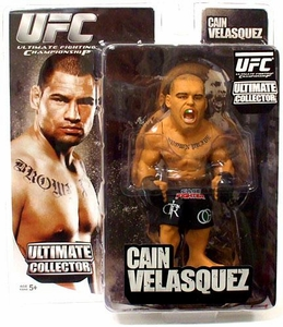 Round 5 UFC Ultimate Collector Series 4 Action Figure Cain Velasquez