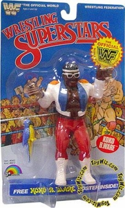 WWF LJN Wrestling Superstars Koko B. Ware
