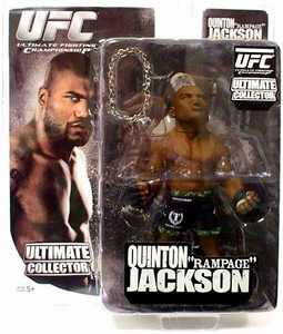 Round 5 UFC Ultimate Collector Series 4 Action Figure Quinton Jackson