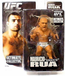 Round 5 UFC Ultimate Collector Series 4 Action Figure Mauricio Rua BLOWOUT SALE!