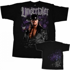Official WWE Wrestling Superstars Adult T-Shirt Undertaker