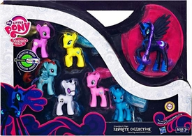 My Little Pony Exclusive 7-Piece Collector Series Favorites Collection  [Trixie, DJ PON-3, Nightmare Moon & More!]