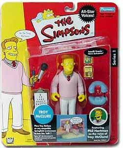 The Simpsons Celebrity Playmates Series 1 Phil Hartman as Troy McClure