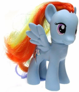 My Little Pony 3 Inch LOOSE Collectible Pony Rainbow Dash