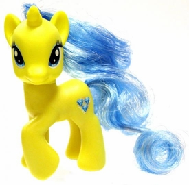 My Little Pony 3 Inch LOOSE Collectible Pony Lemony Gem