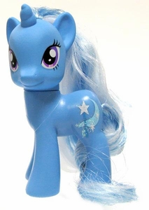 My Little Pony 3 Inch LOOSE Collectible Pony The GREAT and POWERFUL Trixie!