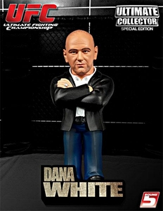 Round 5 UFC Ultimate Collector VARIANT Action Figure Dana White [Jeans] Only 2,000 Made!