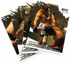 UFC Topps Ultimate Fighting Championship 2010 Knockout RANDOM Gold Parallel Base Single Card [Out of 288] BLOWOUT SALE!