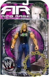 WWE Jakks Pacific Wrestling Action Figure Ruthless Aggression Series 24.5 HHH Triple H