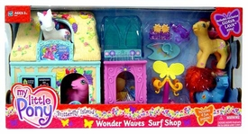 My Little Pony Exclusive Butterfly Island Wonder Waves Surf Shop