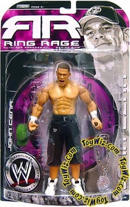 WWE Jakks Pacific Wrestling Action Figure Ruthless Aggression Series 24.5 John Cena