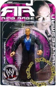 WWE Jakks Pacific Wrestling Action Figure Ruthless Aggression Series 24.5 Paul Heyman