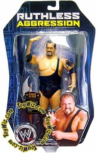 WWE Jakks Pacific Wrestling Action Figure Ruthless Aggression Series 24 Big Show