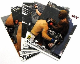 UFC Topps Ultimate Fighting Championship 2010 Knockout RANDOM Silver Parallel Base Single Card [Out of 188] BLOWOUT SALE!