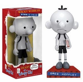 Funko Diary of a Wimpy Kid Wacky Wobbler Bobble Head Greg