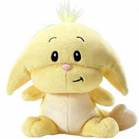 Neopets Collector Species Series 1 Plush with Keyquest Code Yellow Kacheek