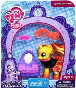 My Little Pony Through the Mirror Exclusive Figure Sunset Shimmer
