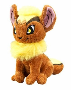 Neopets Collector Species Series 2 Plush with Keyquest Code Yellow Xweetok