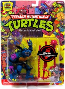Teenage Mutant Ninja Turtles 25th Anniversary Action Figure Slash