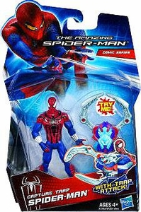 Amazing Spider-Man Movie 3.75 Inch Action Figure Capture Trap Spider-Man [Trap Attack!]