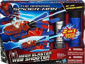 Amazing Spider-Man Movie Mega Blaster Web Shooter with Glove
