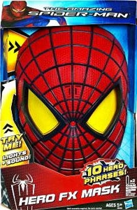 Amazing Spider-Man Movie Electronic Hero FX Mask
