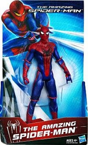 Amazing Spider-Man Movie Hero Deluxe Action Figure Spider-Man