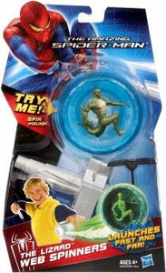 Amazing Spider-Man Movie Web Spinners Action Figure The Lizard